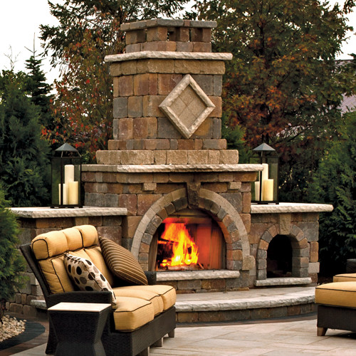 Fire Pits & Fire Places