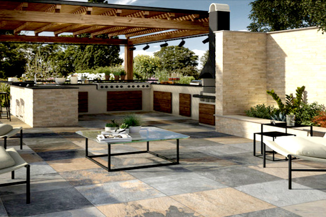 Stone Slate For Backyard stone selections